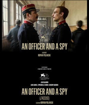 An Officer and a Spy (2019) DVD Release Date