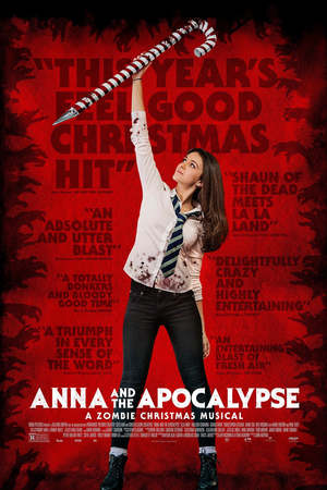 Anna and the Apocalypse (2017) DVD Release Date