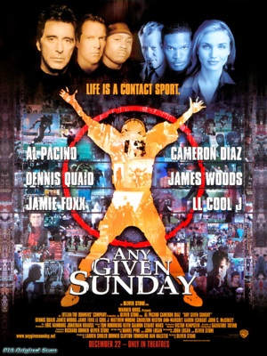 Any Given Sunday (1999) DVD Release Date
