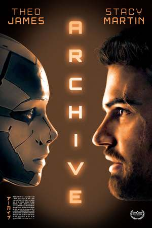 Archive (2020) DVD Release Date