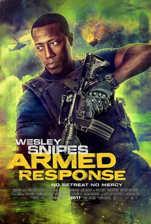 Armed Response (2017) DVD Release Date