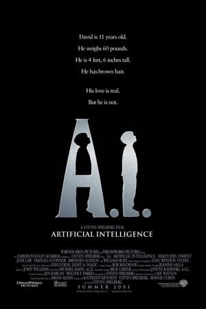 Artificial Intelligence: AI (2001) DVD Release Date