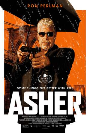Asher (2018) DVD Release Date