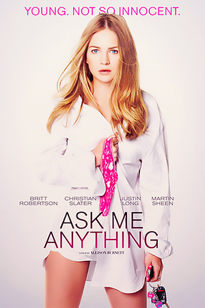 Ask Me Anything (2014) DVD Release Date