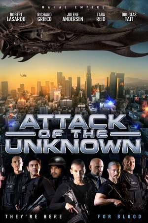 Attack of the Unknown (2020) DVD Release Date