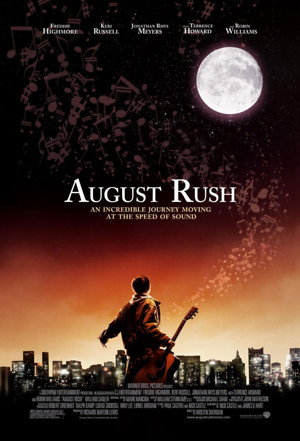 August Rush (2007) DVD Release Date