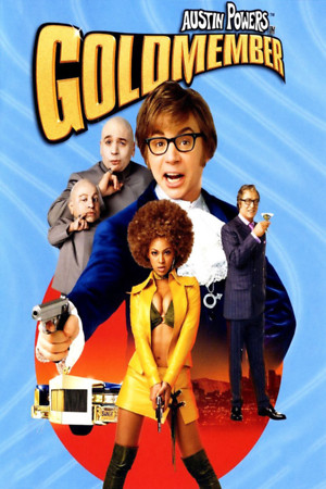 Austin Powers in Goldmember (2002) DVD Release Date