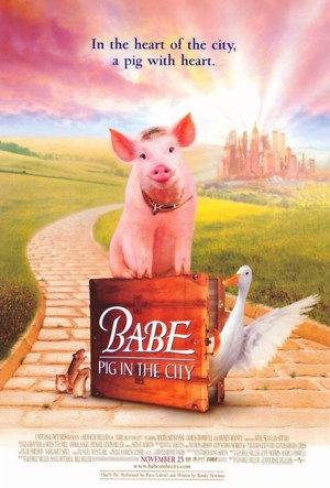 Babe: Pig in the City (1998) DVD Release Date