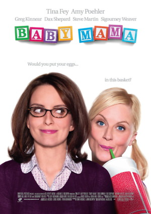 Baby Mama (2008) DVD Release Date
