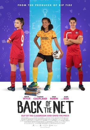 Back of the Net (2019) DVD Release Date