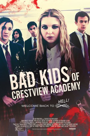 Bad Kids of Crestview Academy (2017) DVD Release Date