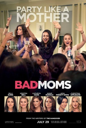 Bad Moms (2016) DVD Release Date