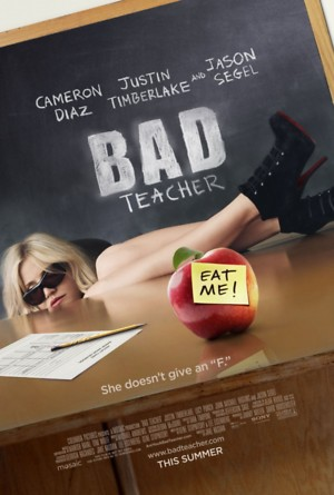 Bad Teacher (2011) DVD Release Date