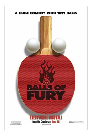 Balls of Fury (2007) DVD Release Date