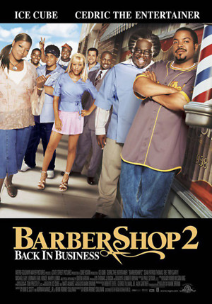 Barbershop 2: Back in Business (2004) DVD Release Date