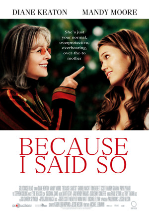 Because I Said So (2007) DVD Release Date