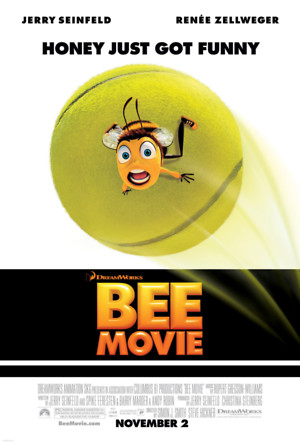 Bee Movie (2007) DVD Release Date
