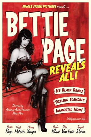 Bettie Page Reveals All (2012) DVD Release Date