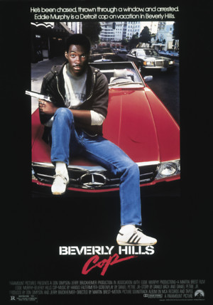 Beverly Hills Cop (1984) DVD Release Date