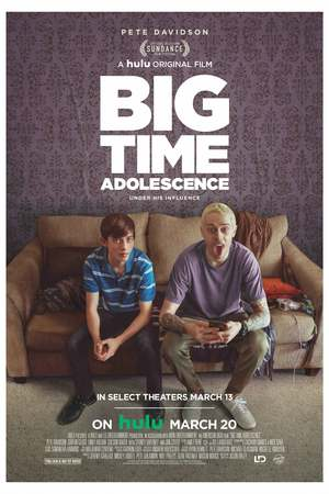 Big Time Adolescence (2019) DVD Release Date