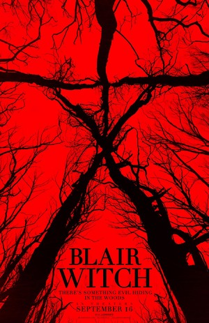 Blair Witch (2016) DVD Release Date