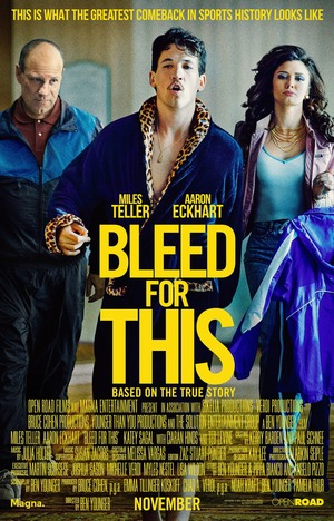 Bleed for This (2016) DVD Release Date