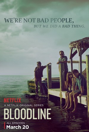 Bloodline (TV Series 2015- ) DVD Release Date