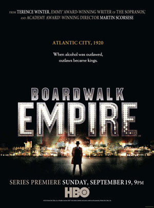 Boardwalk Empire (TV Series 2009) DVD Release Date