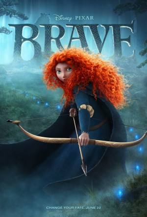 Brave (2012) DVD Release Date