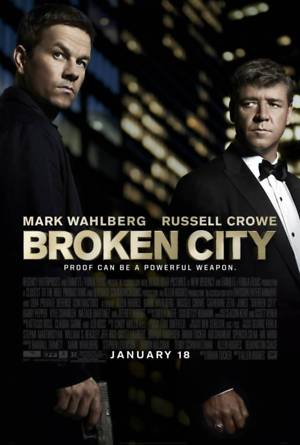 Broken City (2013) DVD Release Date