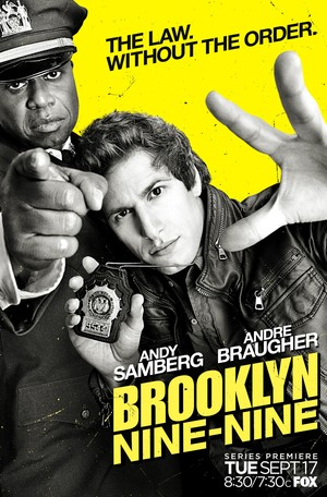 Brooklyn Nine-Nine (TV Series 2013- ) DVD Release Date