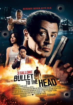 Bullet to the Head (2012) DVD Release Date