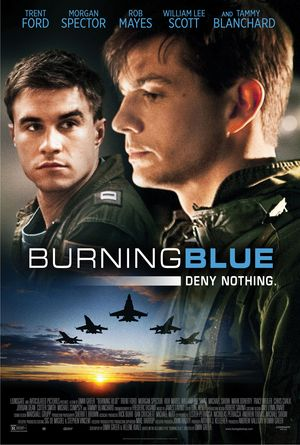 Burning Blue (2013) DVD Release Date