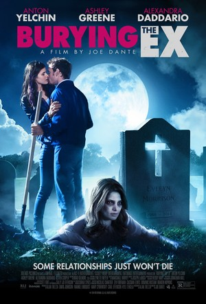 Burying the Ex (2014) DVD Release Date