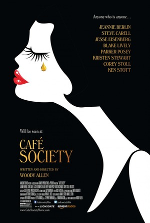 Cafe Society (2016) DVD Release Date