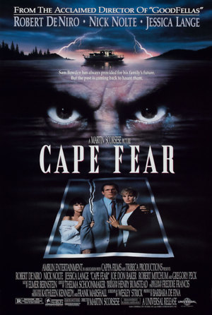 Cape Fear (1991) DVD Release Date