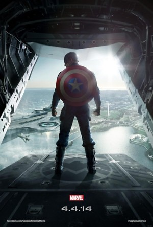 Captain America: The Winter Soldier (2014) DVD Release Date