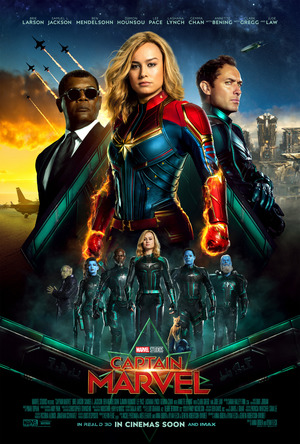 Captain Marvel (2019) DVD Release Date