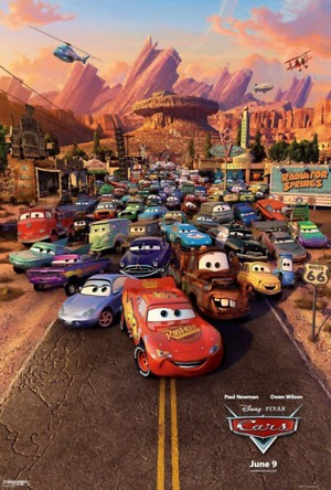 Cars (2006) DVD Release Date