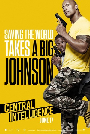 Central Intelligence (2016) DVD Release Date
