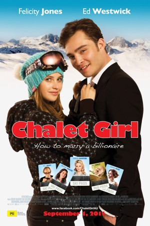 Chalet Girl (2011) DVD Release Date