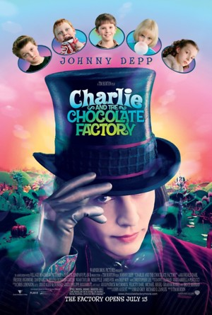 Charlie and the Chocolate Factory (2005) DVD Release Date