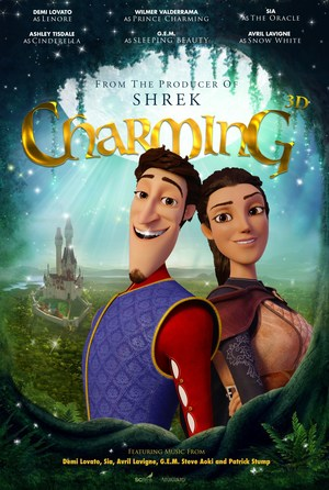 Charming (2018) DVD Release Date