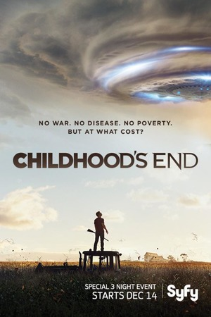 Childhood's End (TV Mini-Series 2015) DVD Release Date