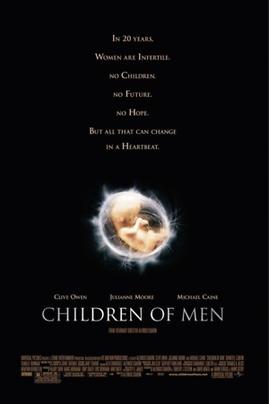 Children of Men (2006) DVD Release Date