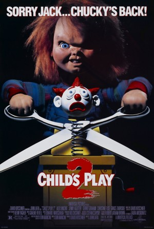 Child's Play 2 (1990) DVD Release Date