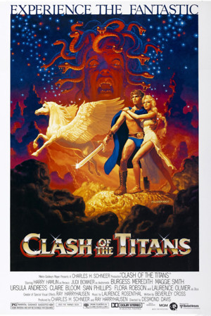 Clash of the Titans (1981) DVD Release Date