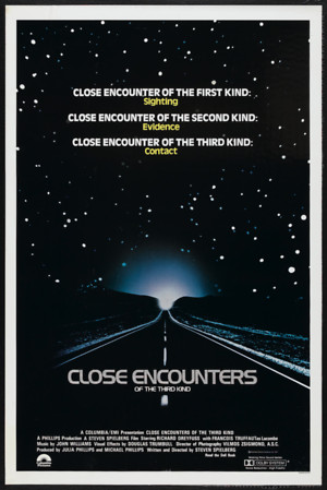 Close Encounters of the Third Kind (1977) DVD Release Date