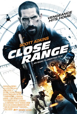 Close Range (2015) DVD Release Date