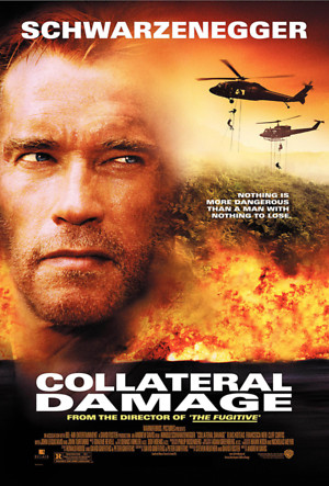 Collateral Damage (2002) DVD Release Date